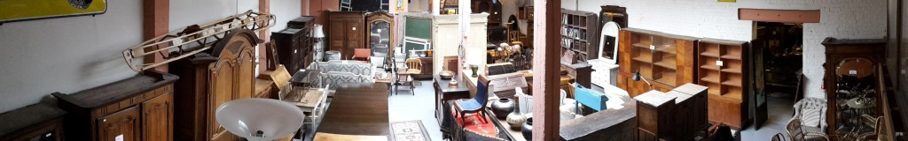 Brocante du Noyer show room