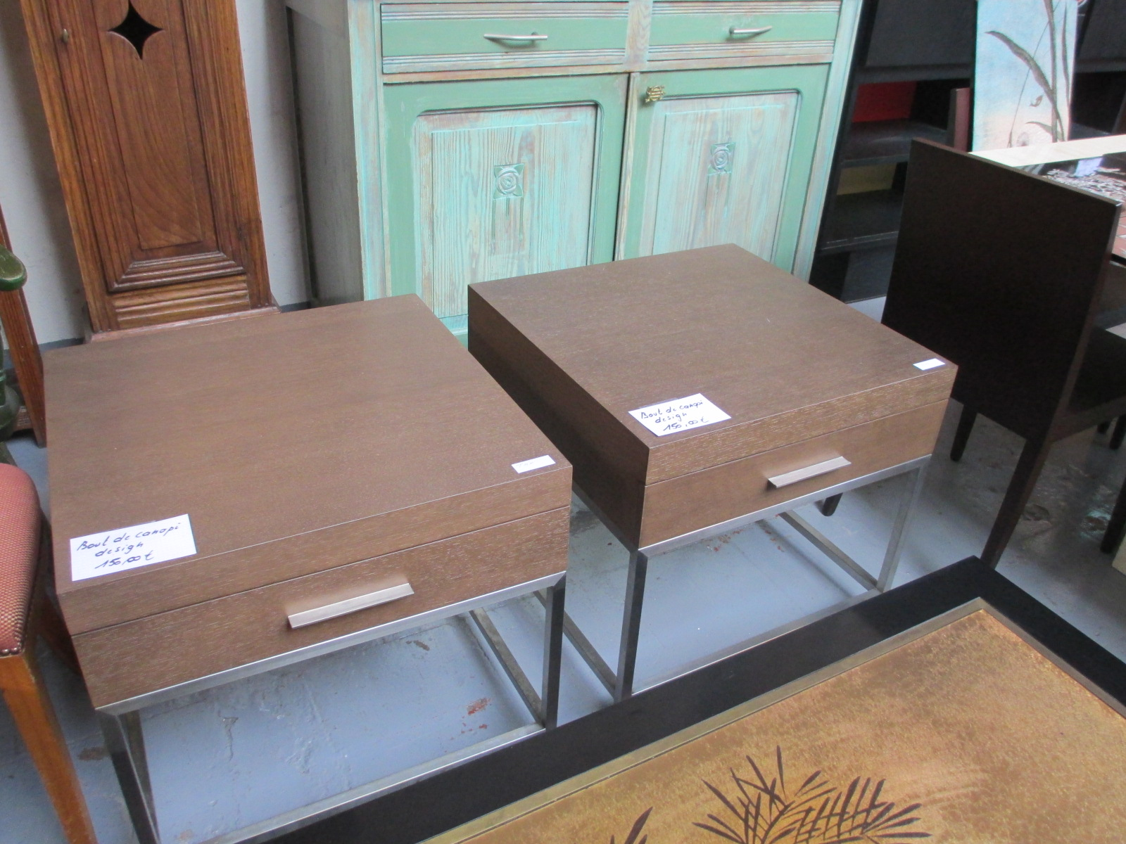 Bouts de canapé design Image