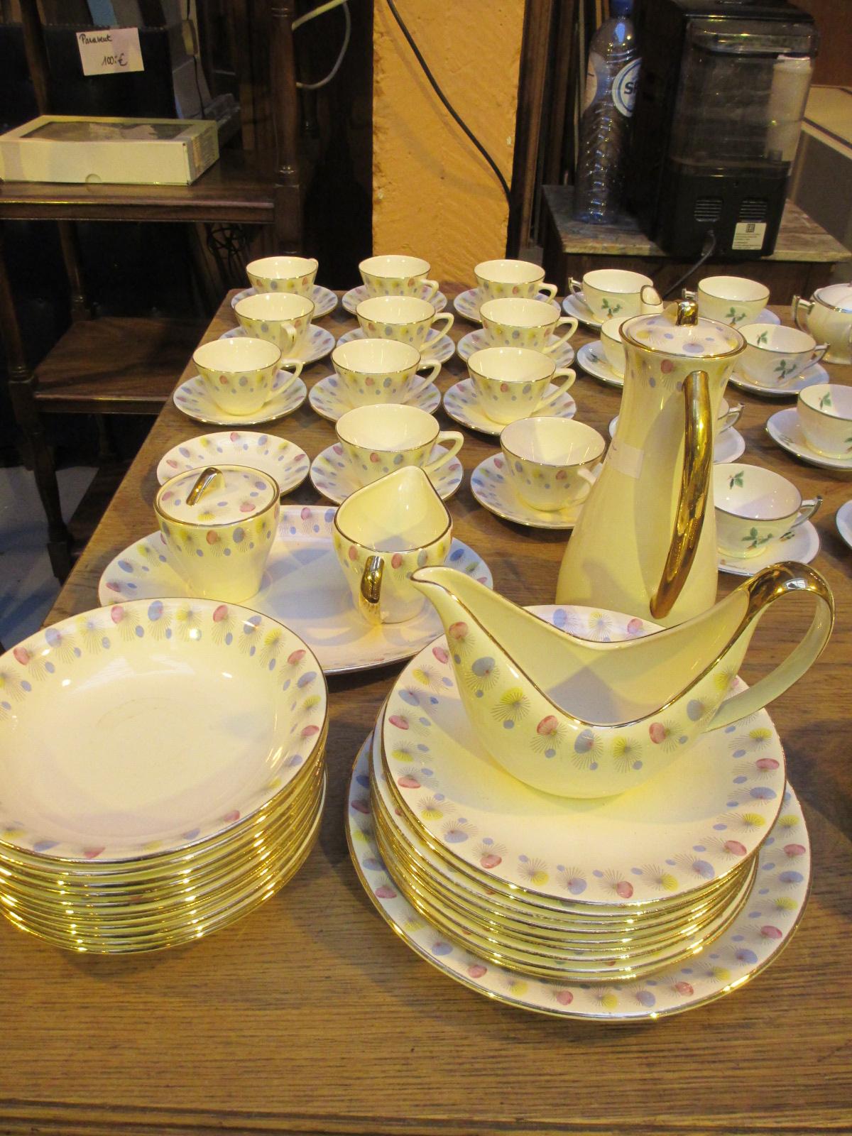 Service porcelaine Boch Image