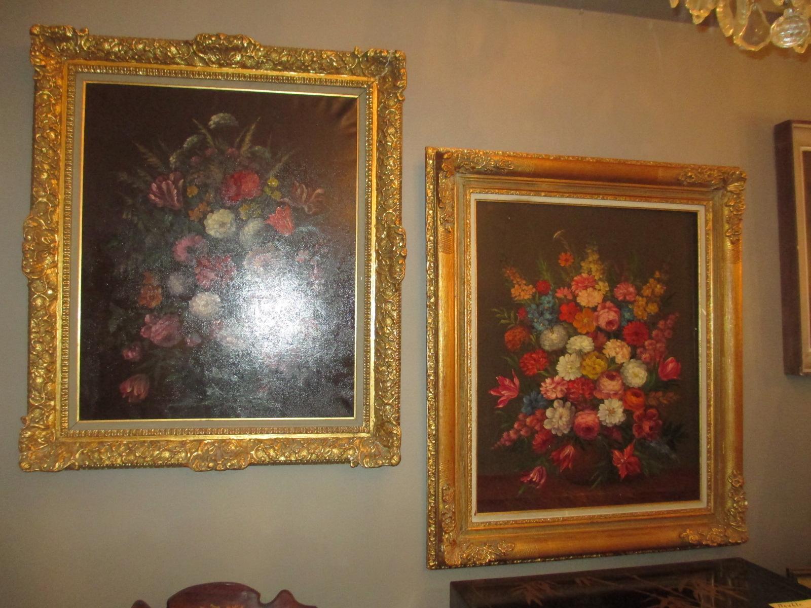 Tableaux fleuris Image