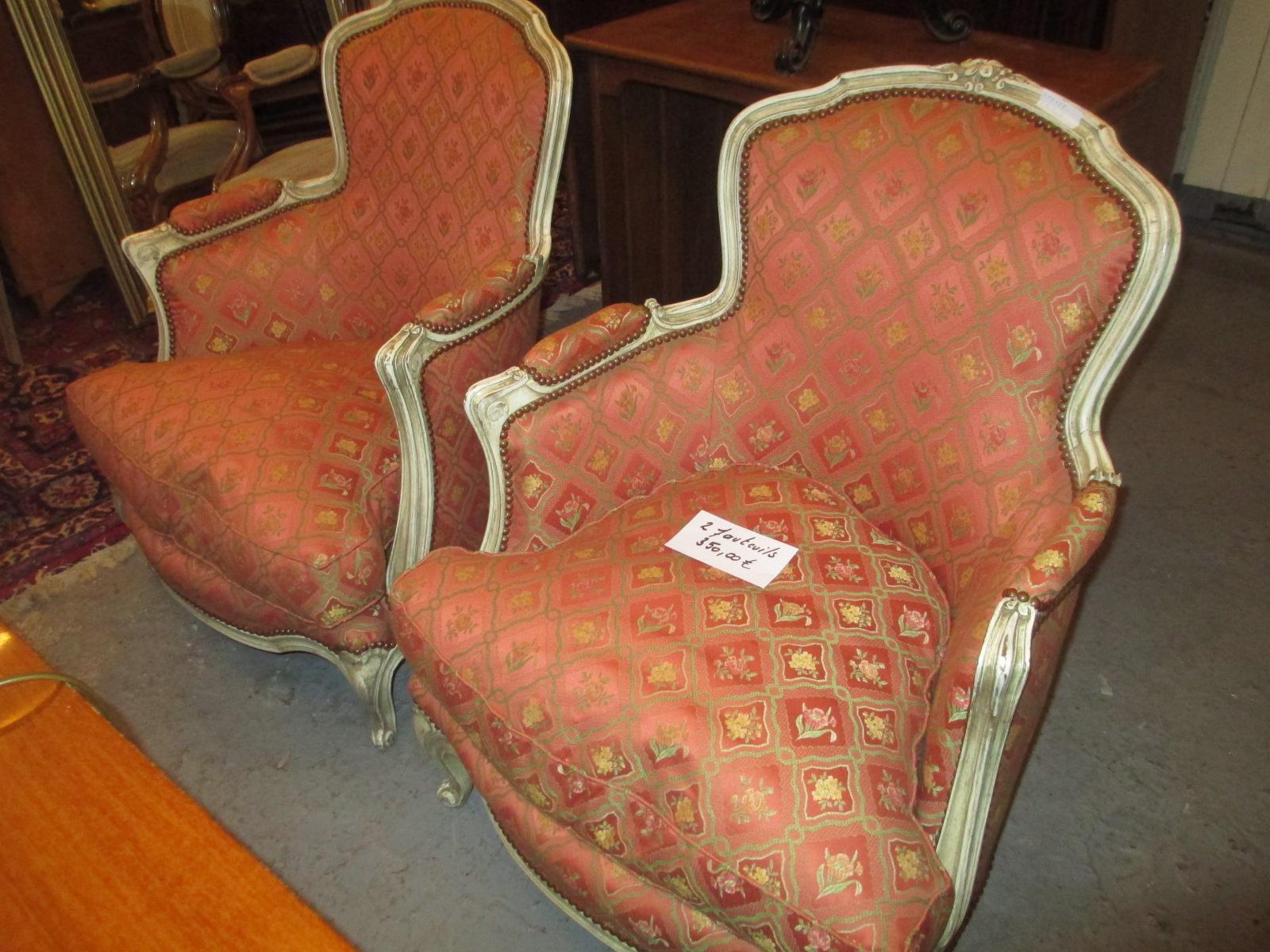 paire de fauteuils Image