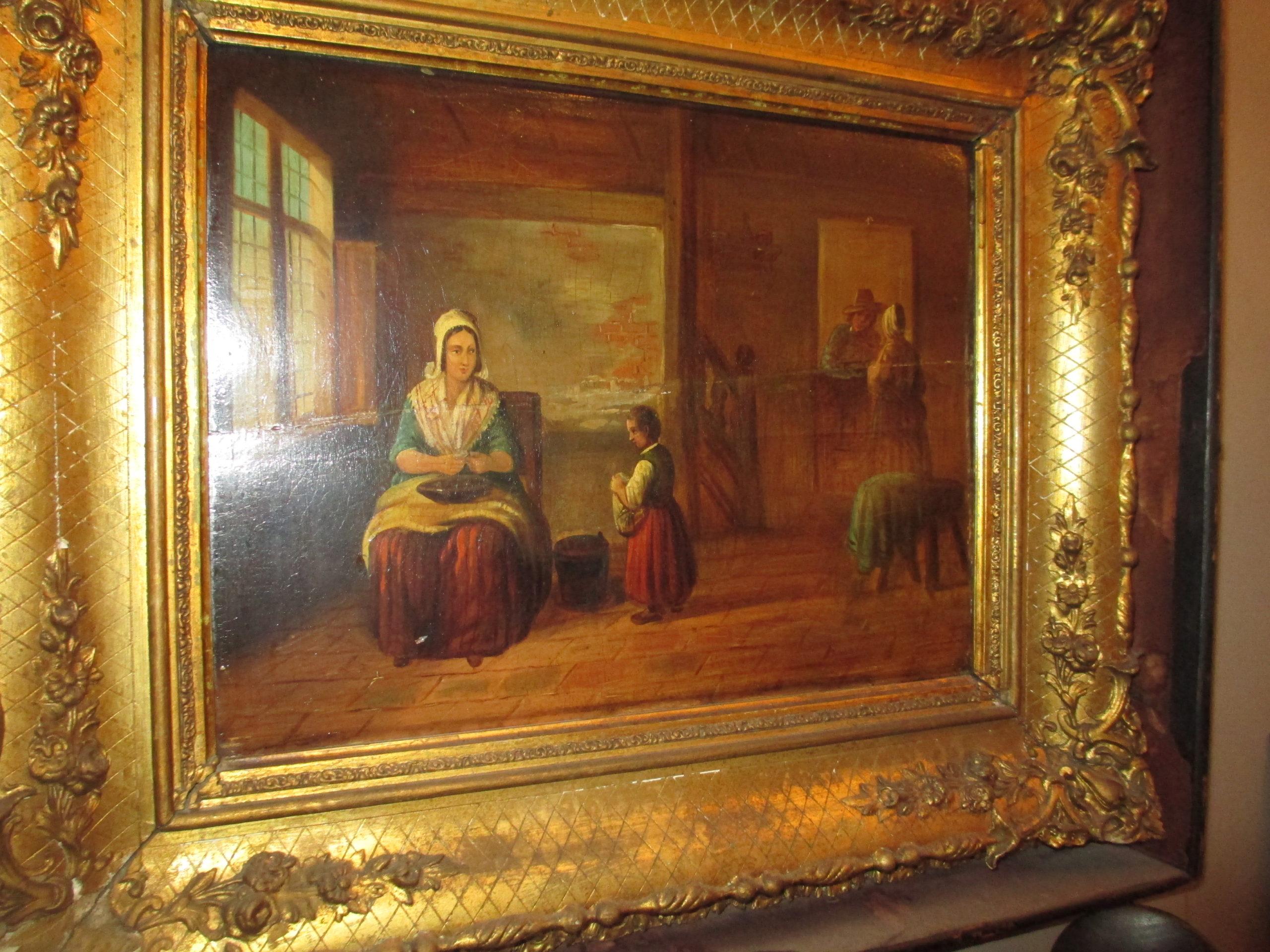 tableau 19 ième Image
