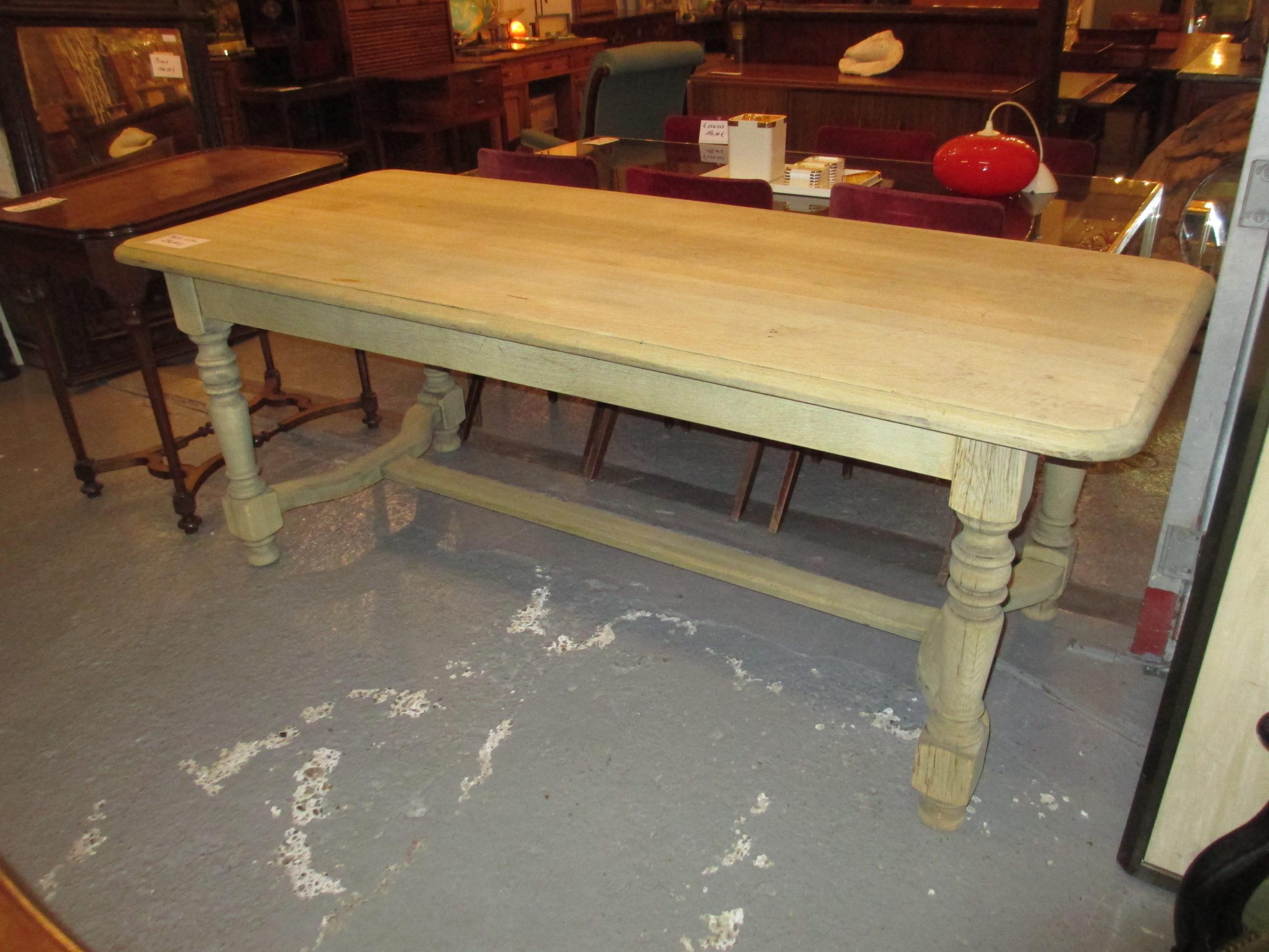 Table chêne Image