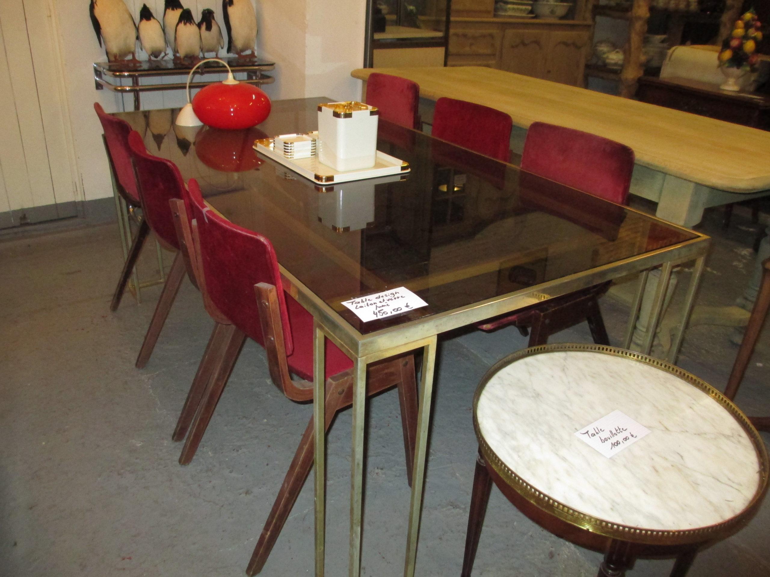 Table design Image
