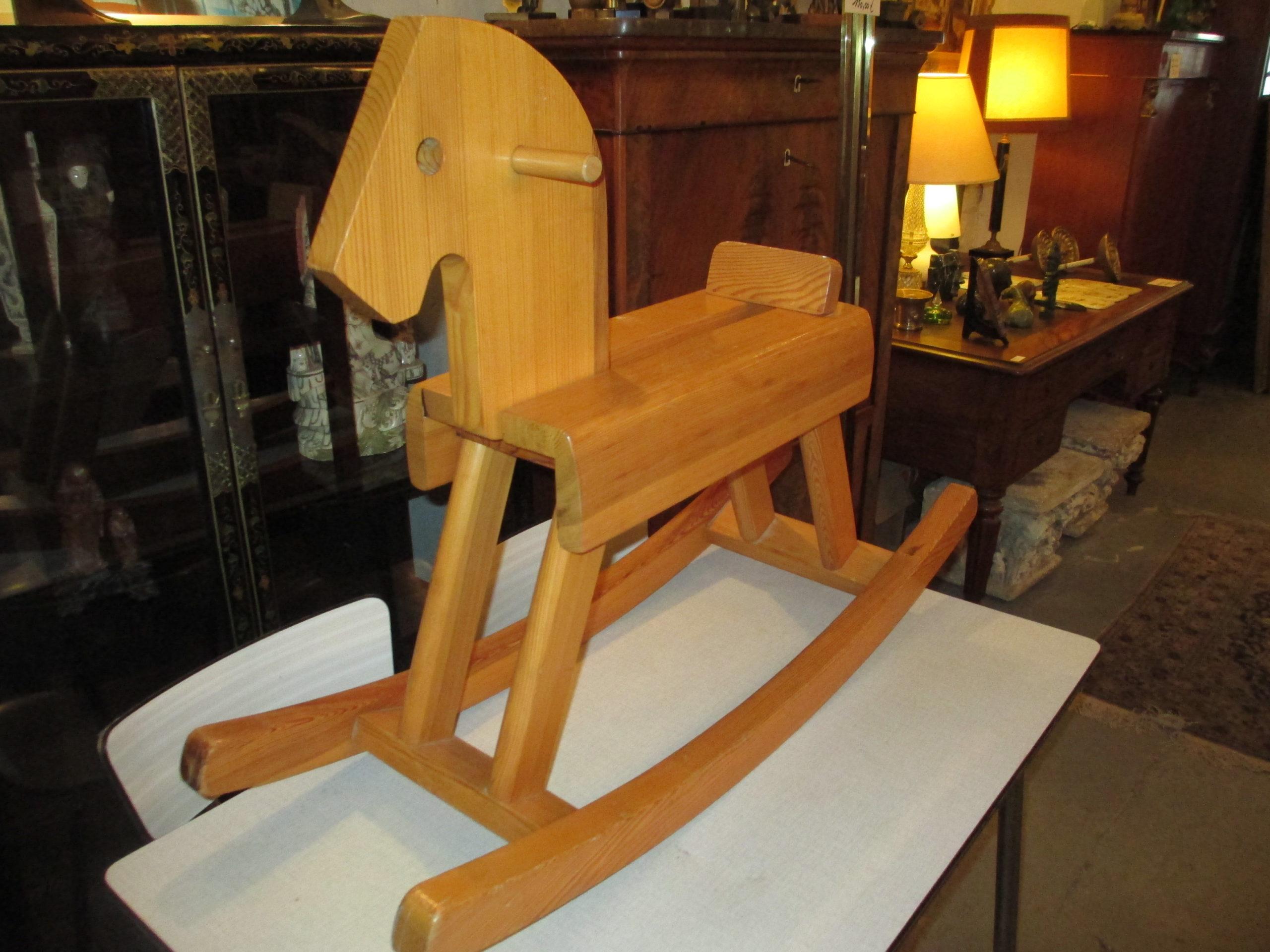 Cheval de bois Image