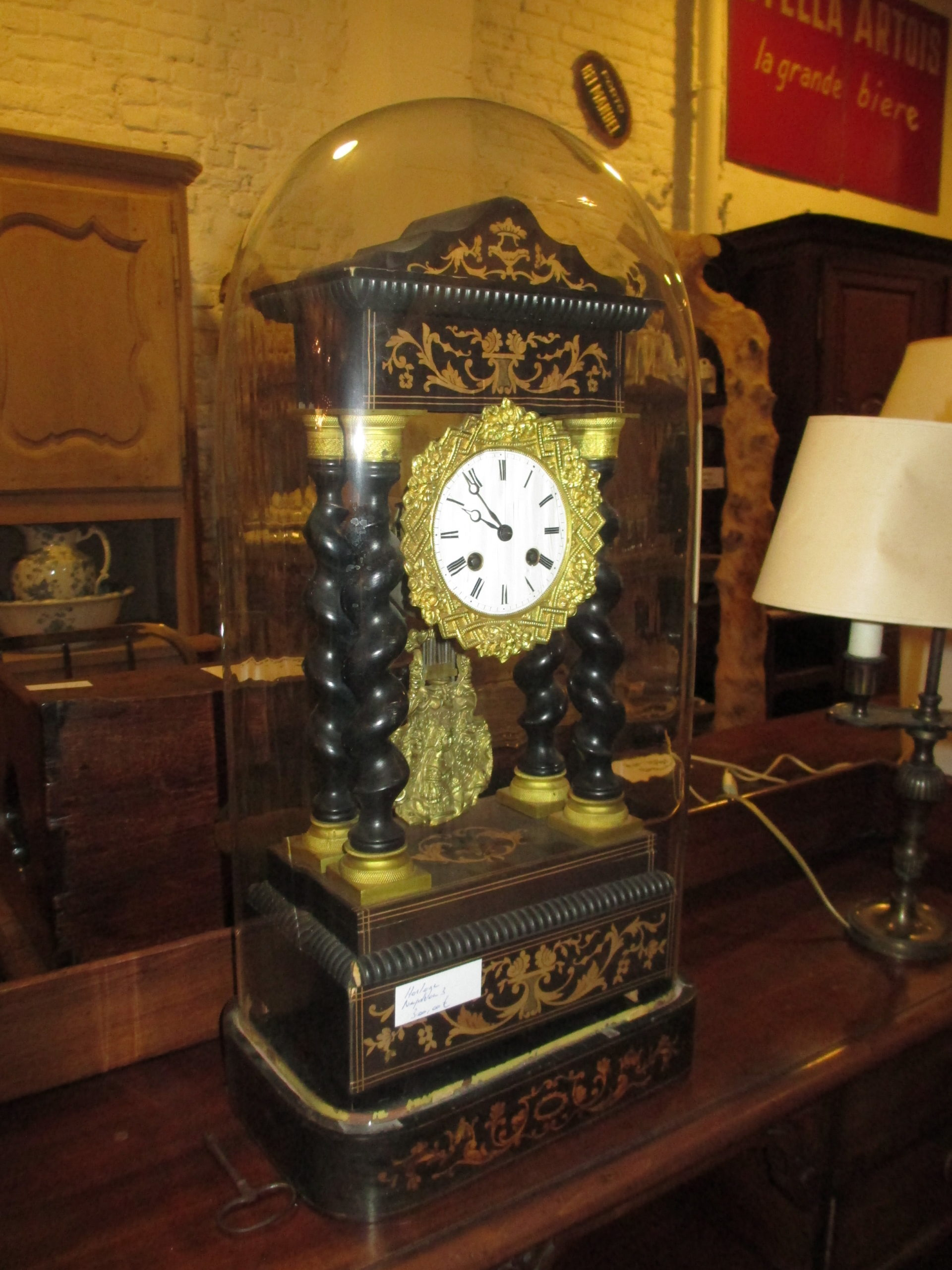 Horloge Napoléon 3 Image